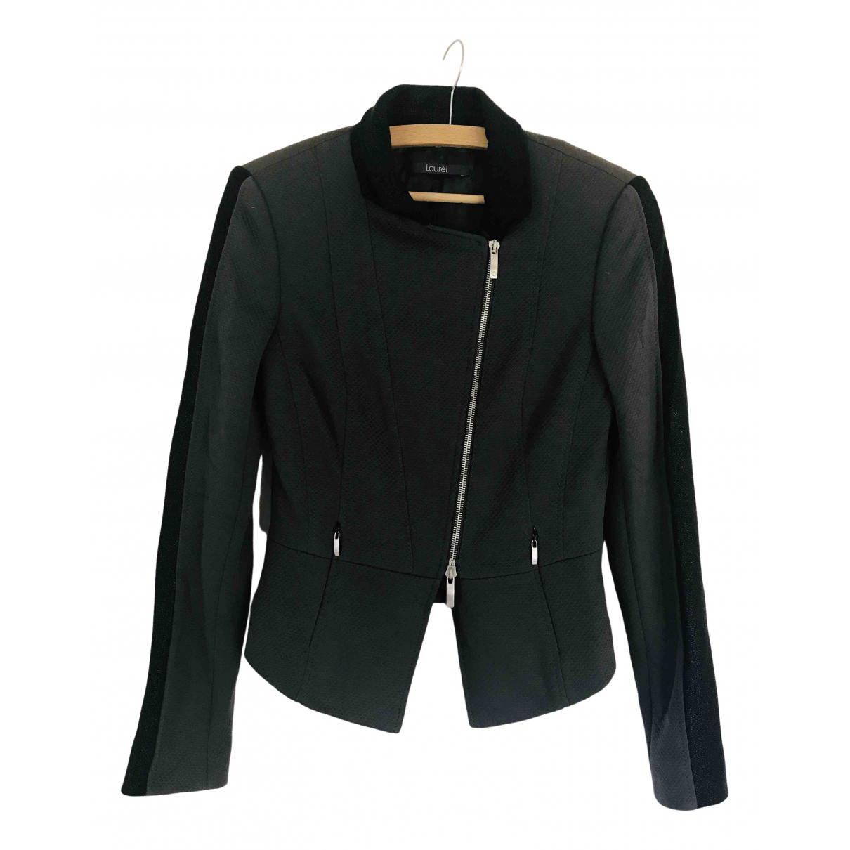Laurel \N Black jacket for Women 36 IT