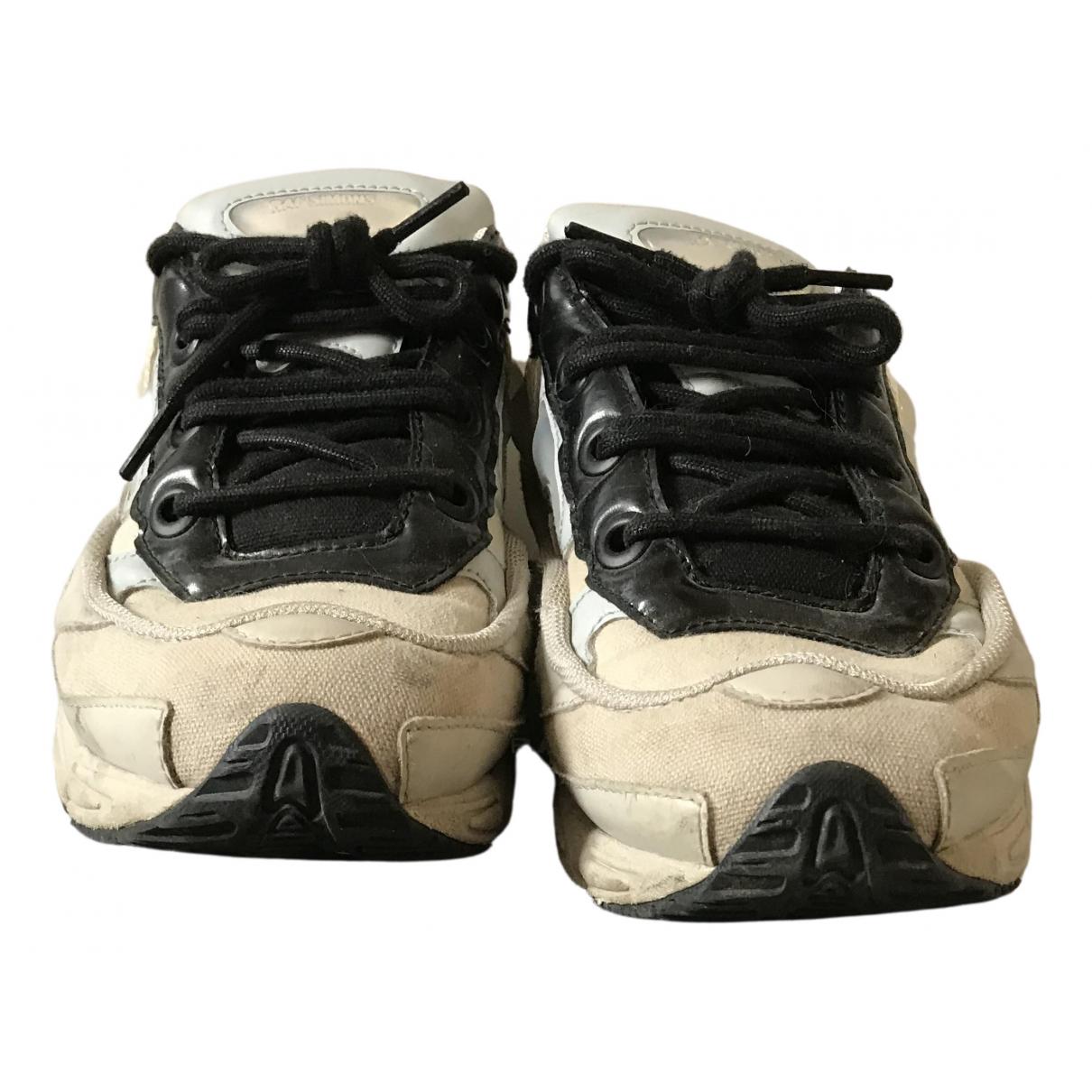 Adidas X Raf Simons - Baskets Owzeego 3 pour homme - blanc