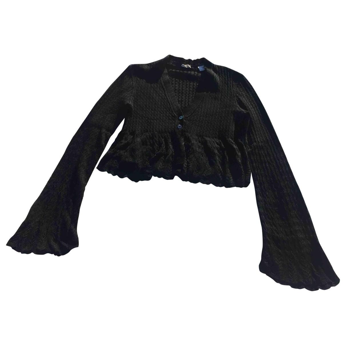 Alaïa \N Black Knitwear for Women 38 FR