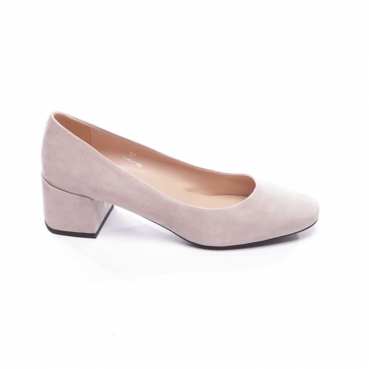 Tod's \N Beige Leather Heels for Women 39.5 EU