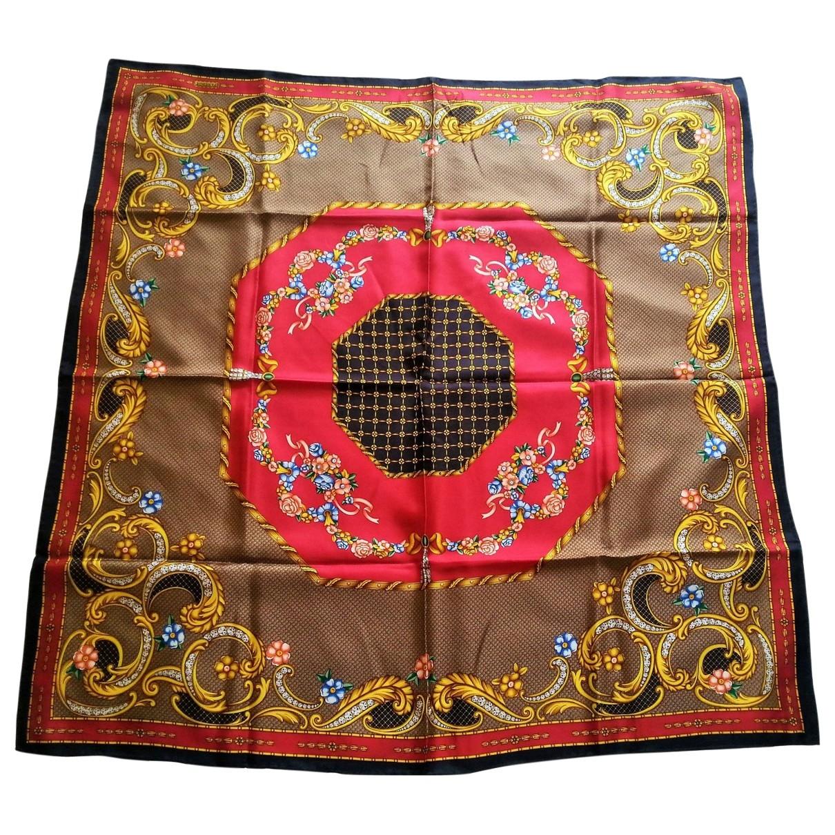 Faberge - Carre   pour femme en soie - multicolore