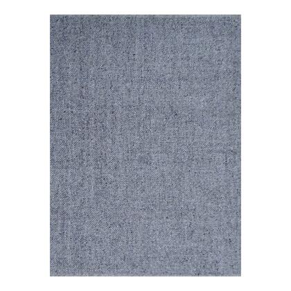 Amarillo Collection JH-1025-30 5' x 8' Rug with Back: 100% Cotton in Silver