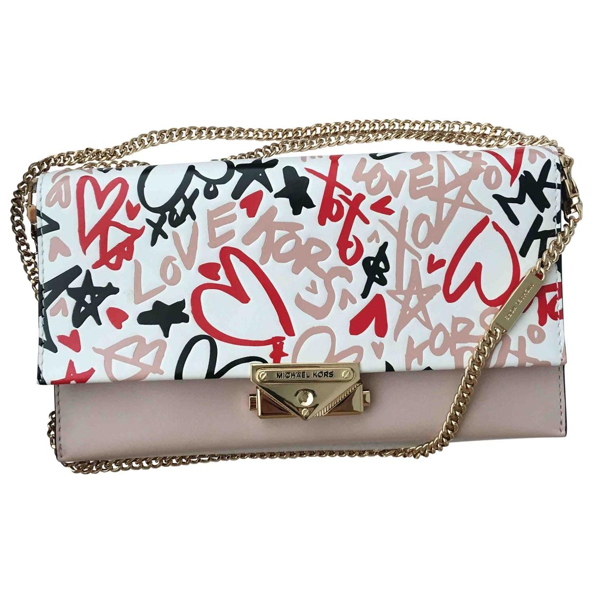 Michael Kors \N Leather handbag for Women \N
