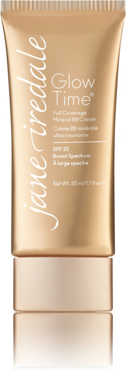 Glow Time Full Coverage Mineral BB Cream - BB1 (very light w/ neutral undertones)