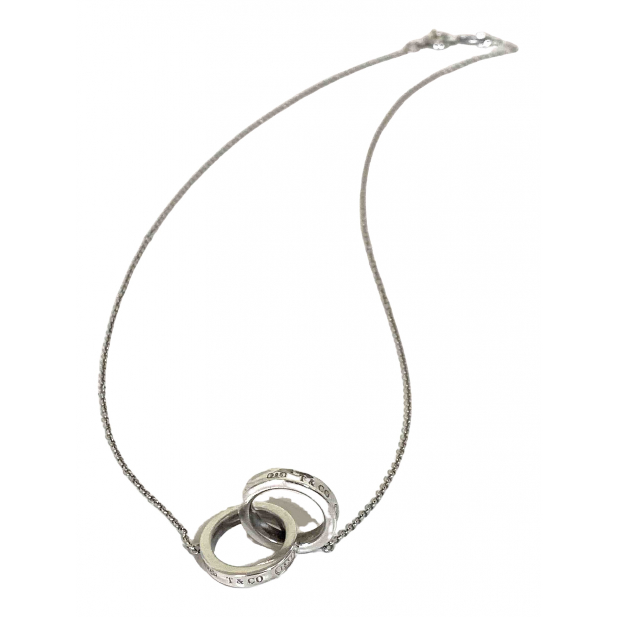 Collar Tiffany 1837 de Plata Tiffany & Co
