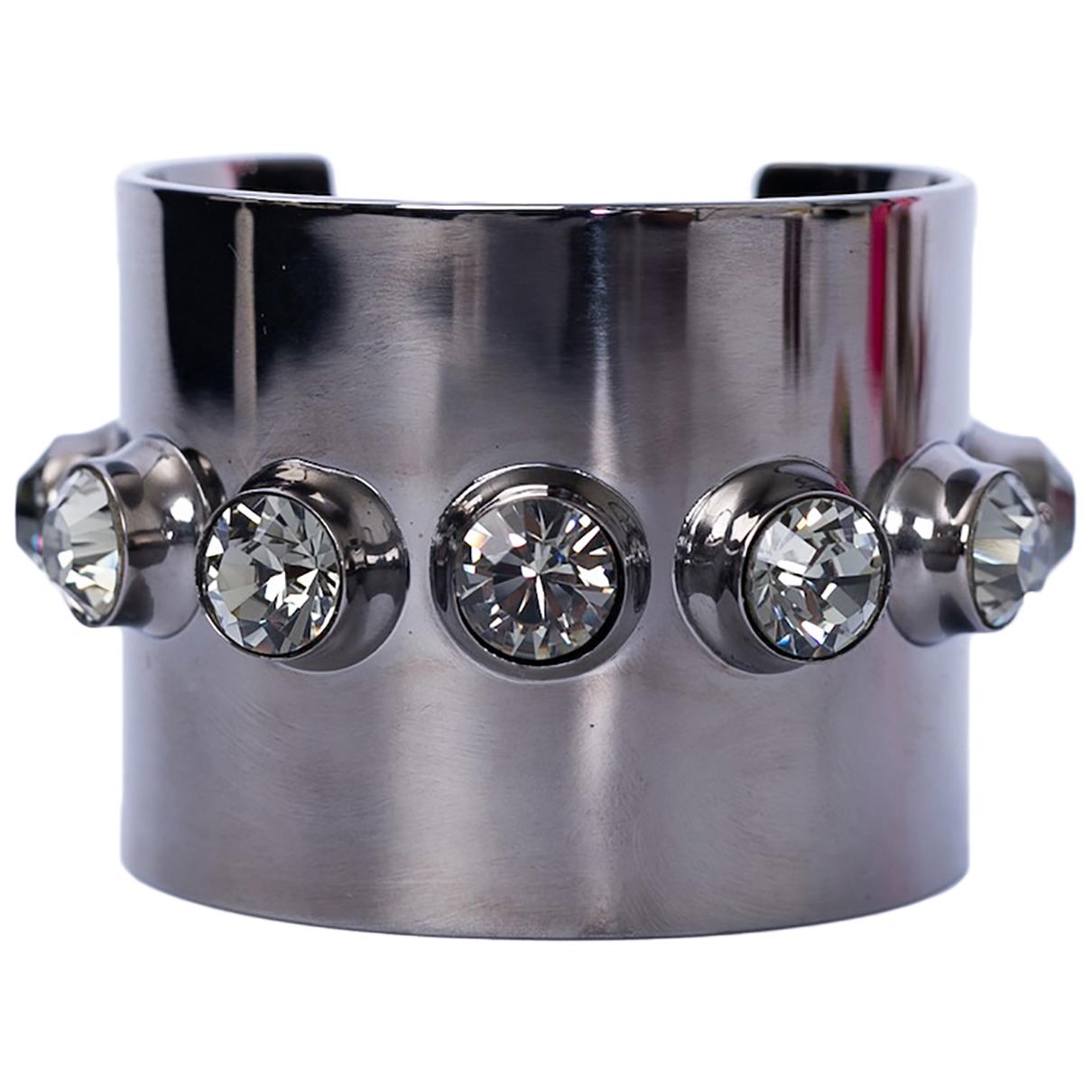 Givenchy N Silver Metal bracelet for Women N