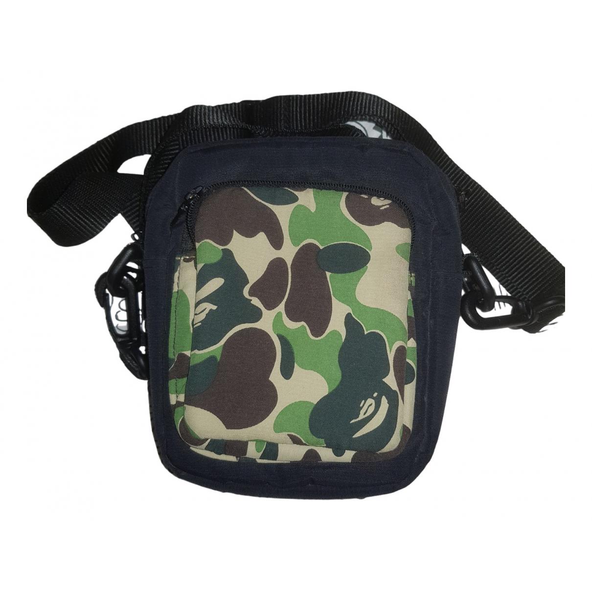 A Bathing Ape N Green bag for Men N