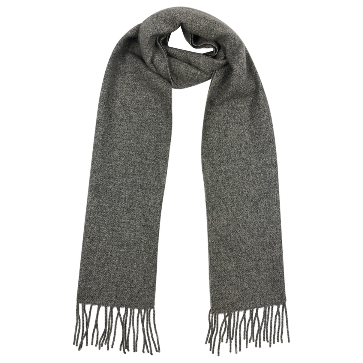 Moschino Cheap And Chic \N Grey scarf for Women \N