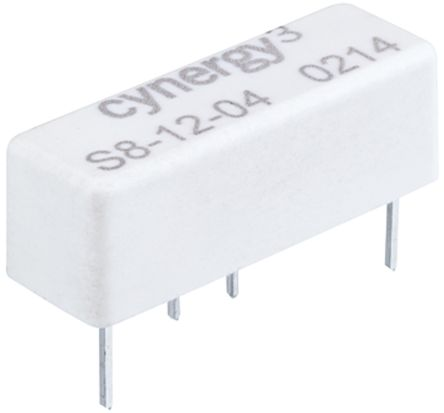 Cynergy3 Relay reed high voltage 12V 4kV Isolate