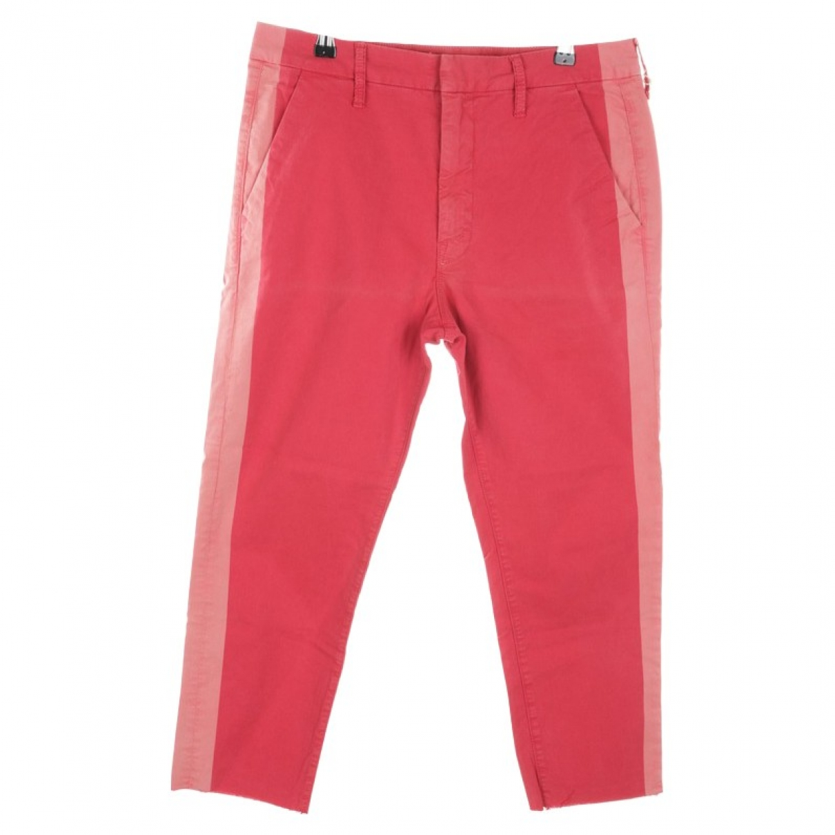 M\N Pink Cotton - elasthane Jeans for Women 29 US