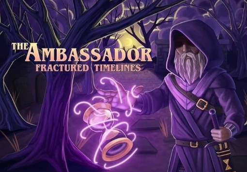 The Ambassador: Fractured Timelines XBOX One CD Key