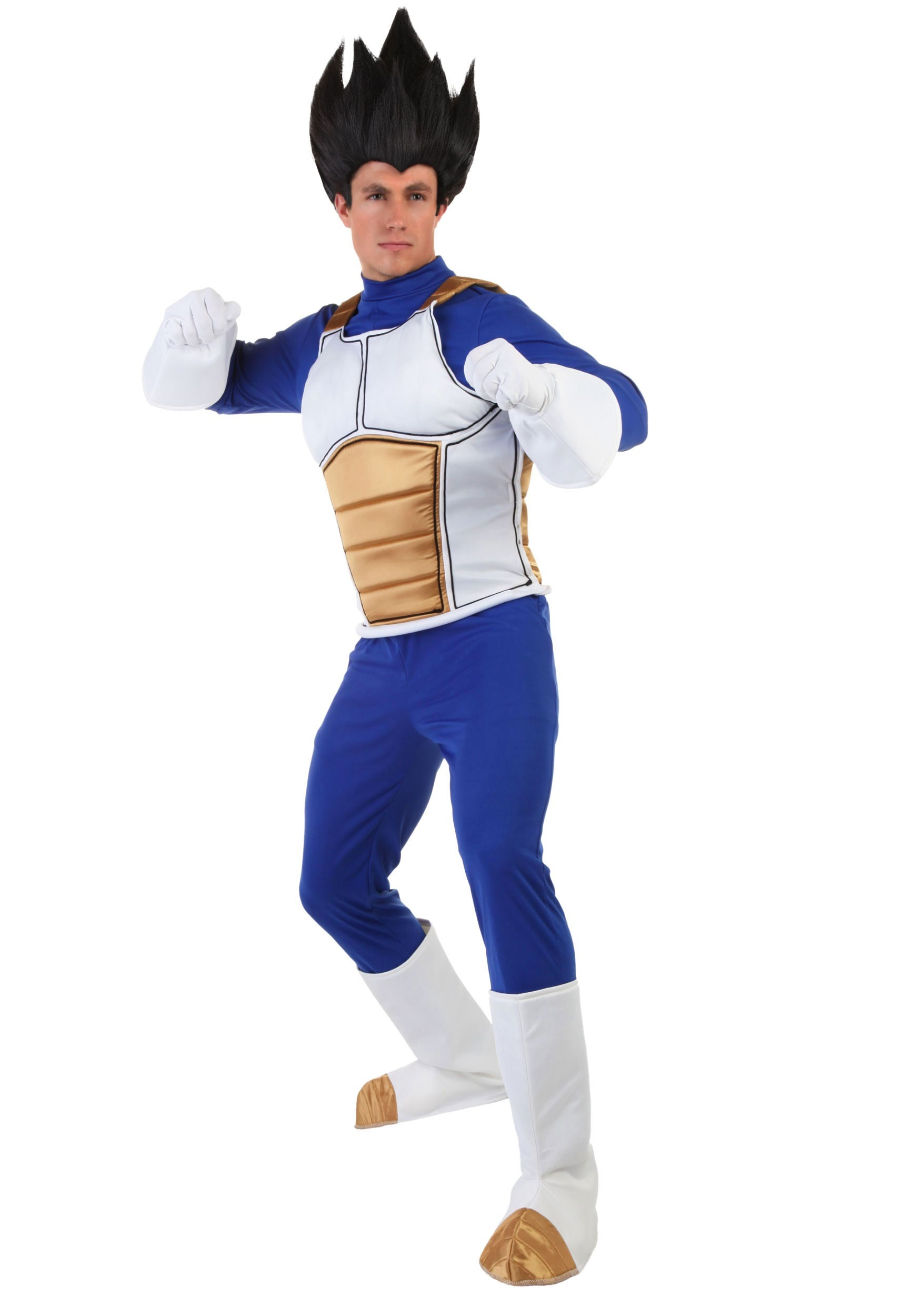 DBZ Adult Vegeta Costume