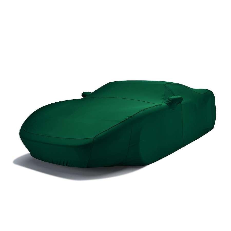 Covercraft FF16997FN Form-Fit Custom Car Cover Hunter Green Nissan Versa 2007-2012