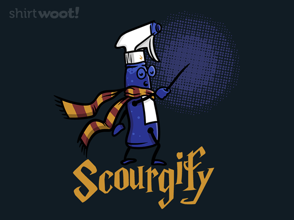 Scourgify T Shirt