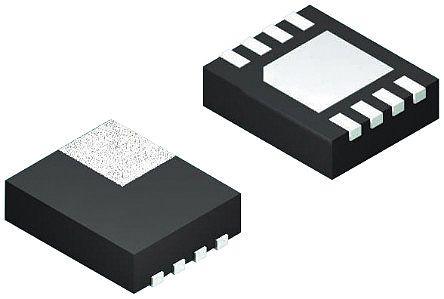 Cypress Semiconductor S25FL128SAGNFI001, SPI NOR 128Mbit Flash Memory, 8-Pin WSON (5)