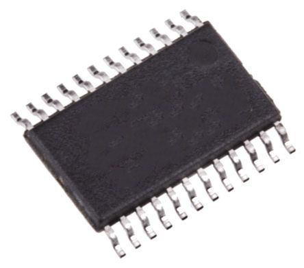 Maxim Integrated MAX1032BEUG+, 14 bit ADC 8-Channel Differential, Single Ended Input, 24-Pin TSSOP (62)