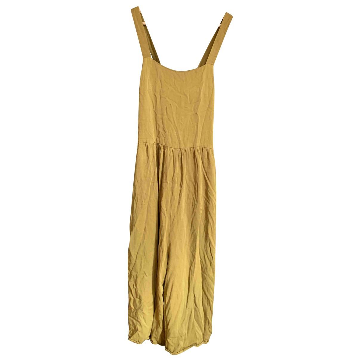 American Vintage - Combinaison   pour femme - camel