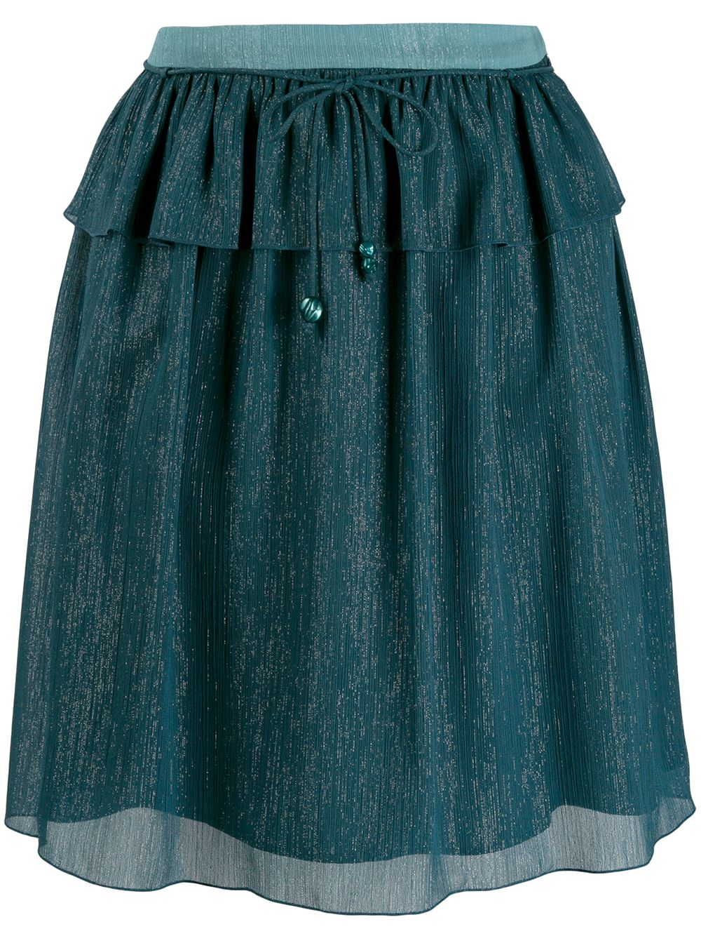 Metallized Skirt