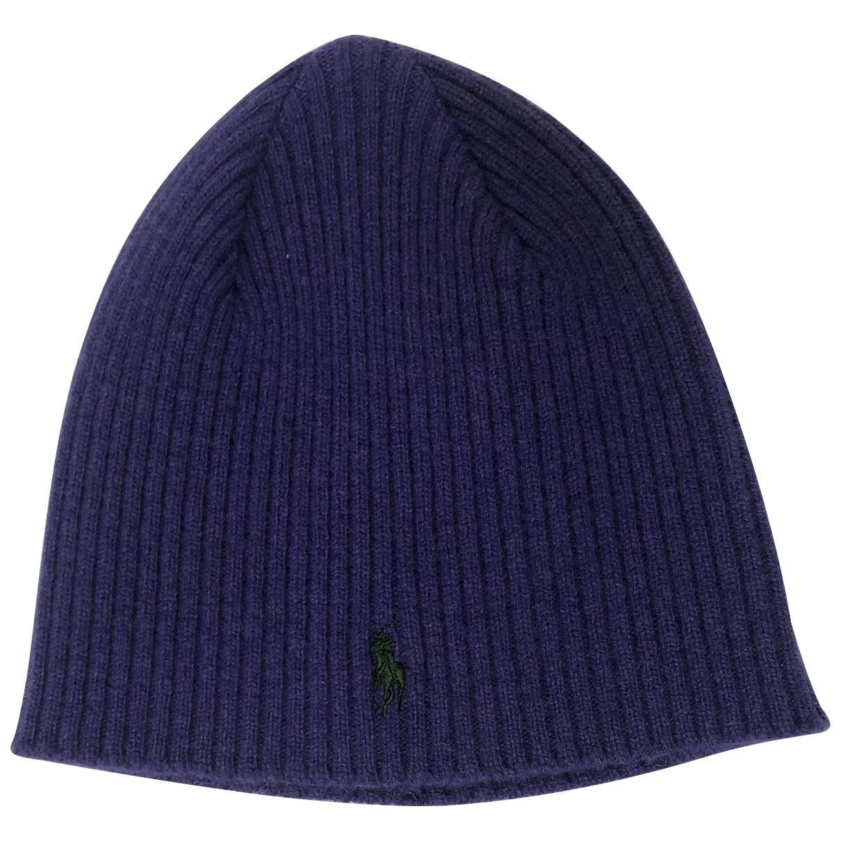 Polo Ralph Lauren \N Purple Wool hat & pull on hat for Men 60 cm