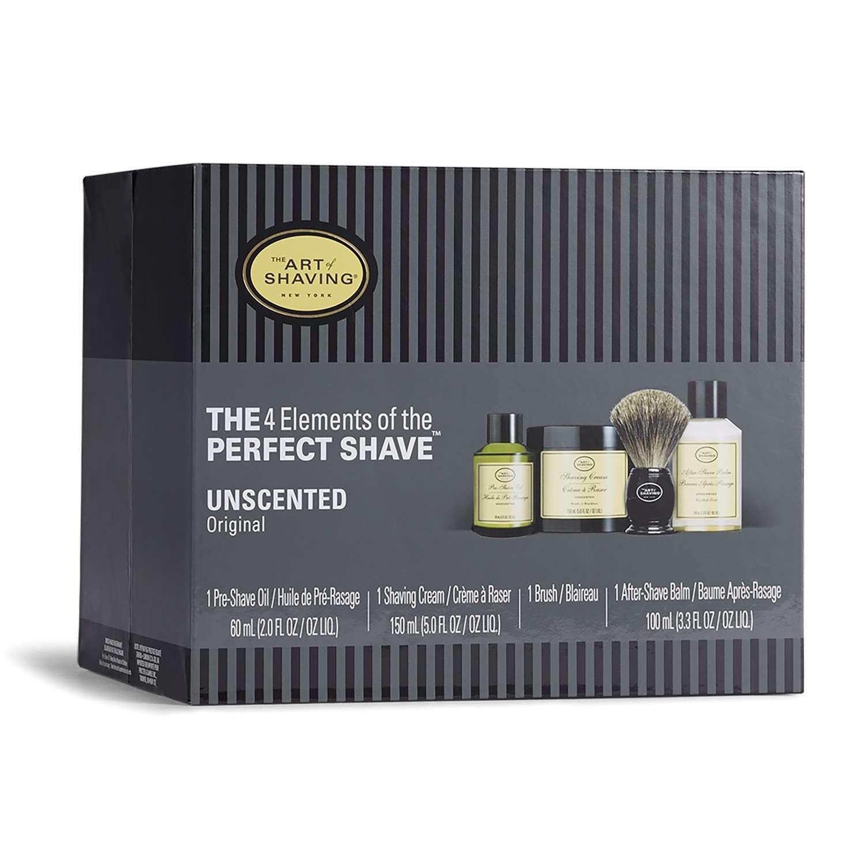 The Art of Shaving 4 Elements Kit -- UNSCENTED (set)