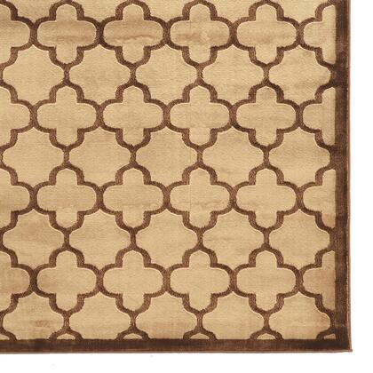 RUGPM1881 8 x 10 Rectangle Area Rug in