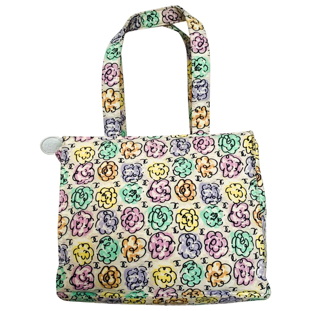 Chanel N Multicolour Cloth handbag for Women N