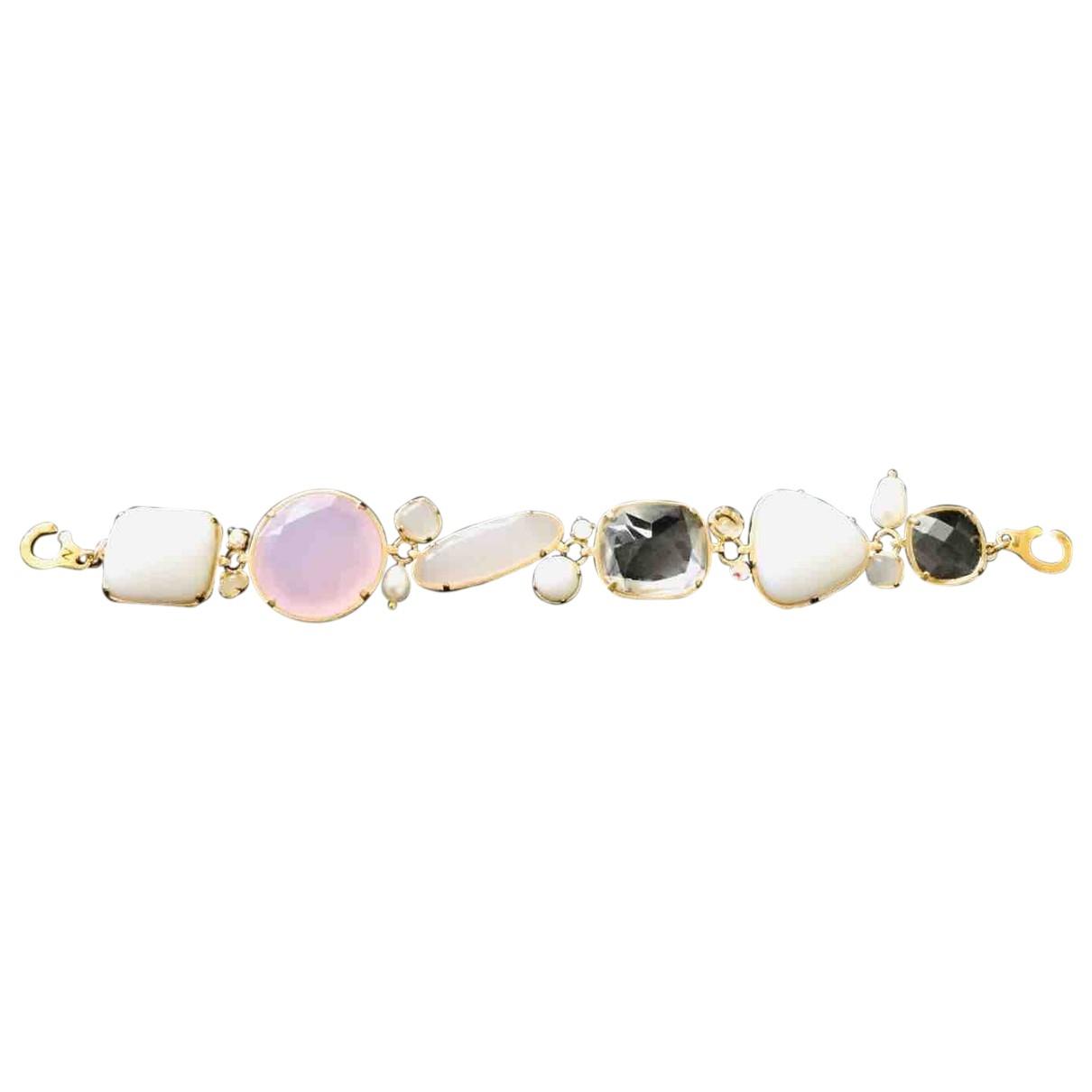 Les Nereides - Bracelet   pour femme en verre - rose