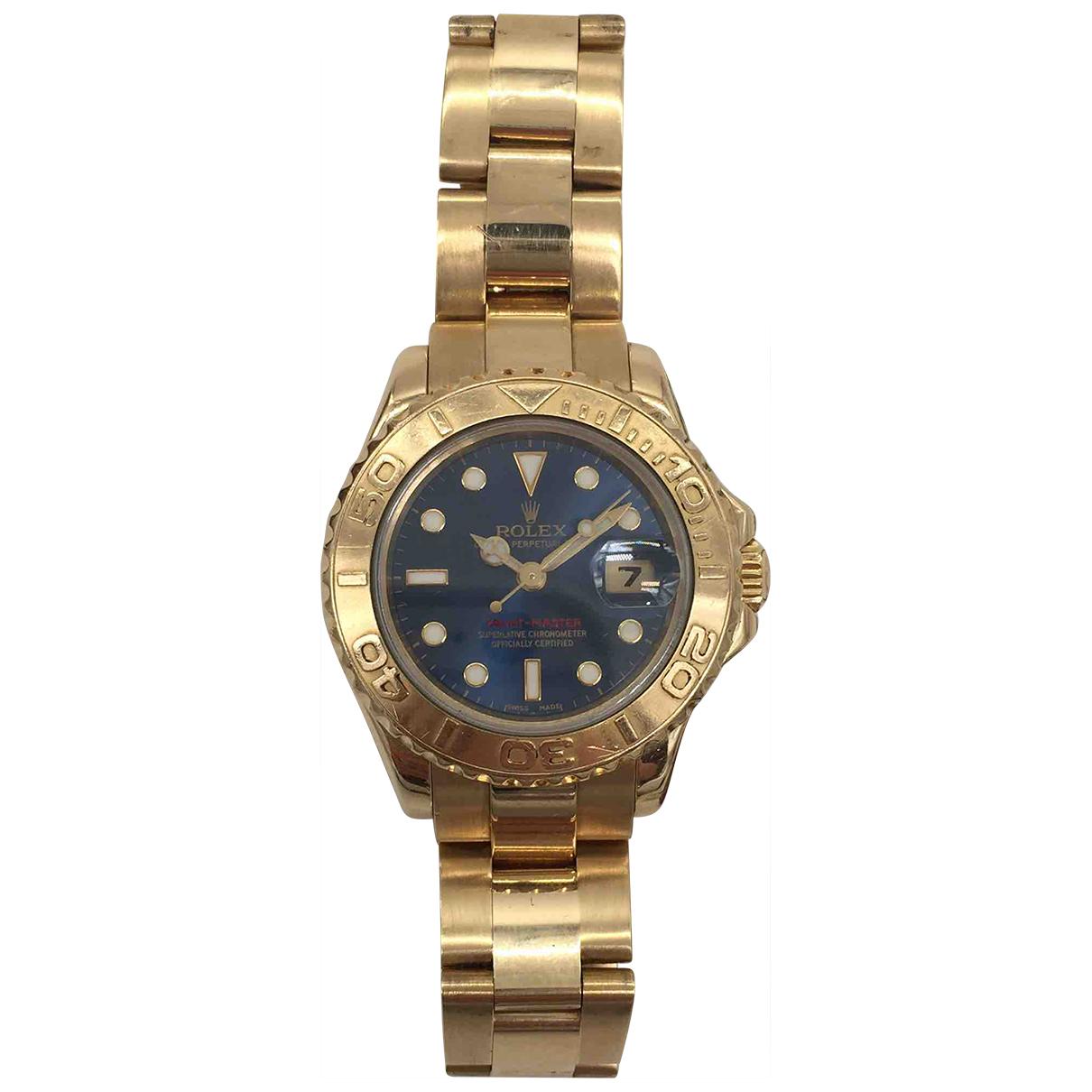 Reloj Yacht-Master de Oro amarillo Rolex