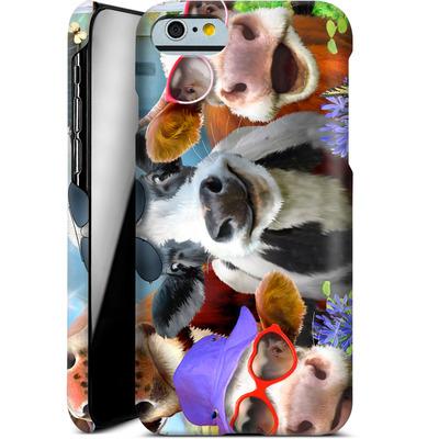 Apple iPhone 6 Smartphone Huelle - Udderly Cool Selfie von Howard Robinson