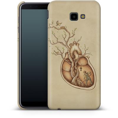 Samsung Galaxy J4 Plus Smartphone Huelle - Tree Of Life von Enkel Dika