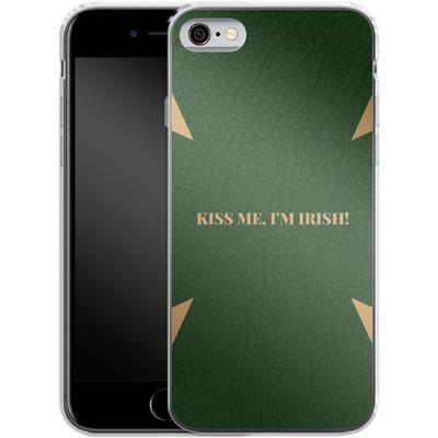 Apple iPhone 6 Silikon Handyhuelle - Irish von caseable Designs