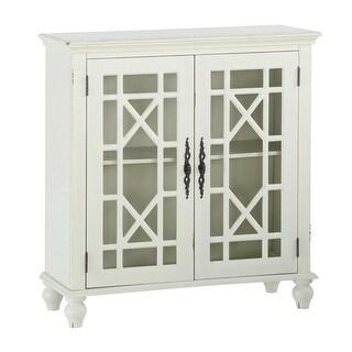 Brighton Accent Cabinet (Antique White)