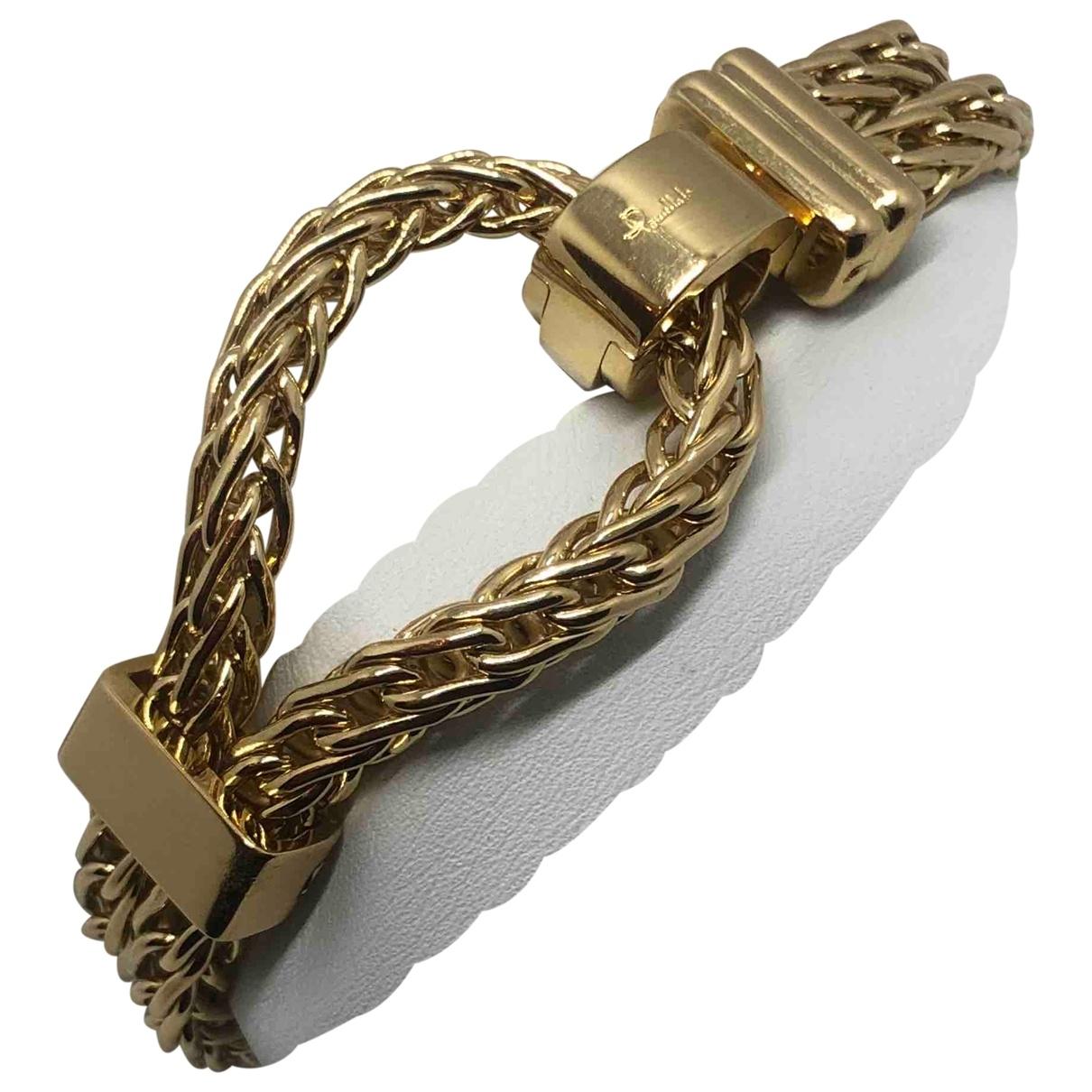 Pomellato - Bracelet   pour femme en or jaune - dore