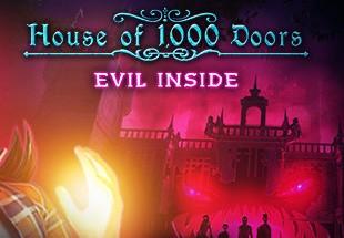 House of 1000 Doors: Evil Inside Steam CD Key