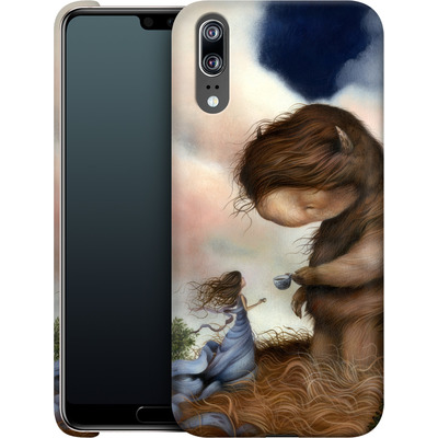 Huawei P20 Smartphone Huelle - Kindered Spirits von Dan May