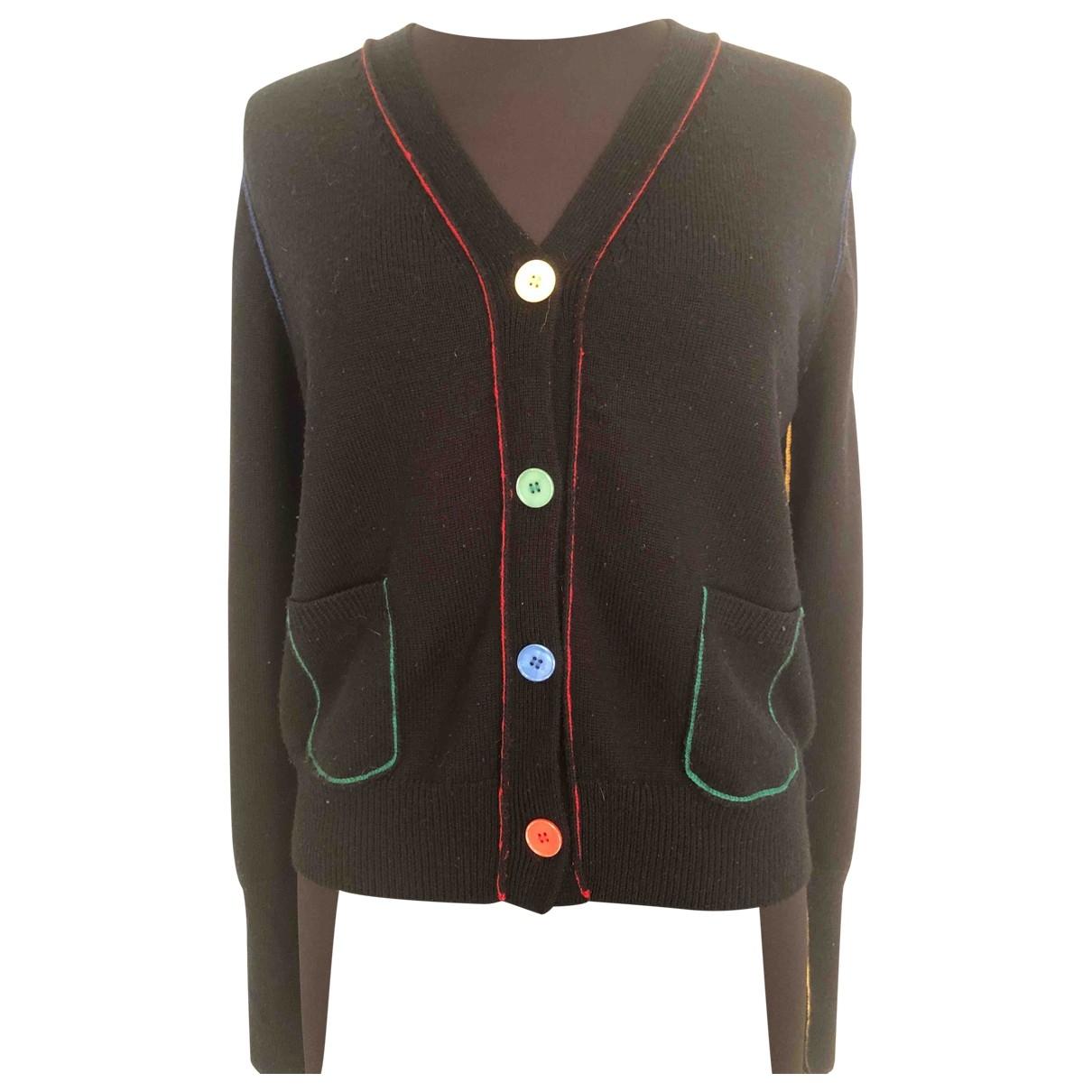 Paul Smith - Pull   pour femme en laine - multicolore