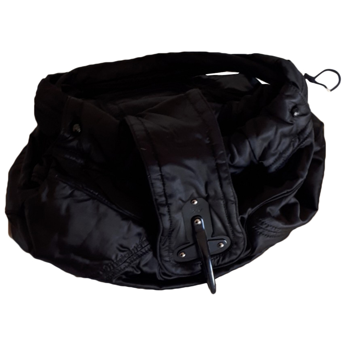 Fay \N Black handbag for Women \N
