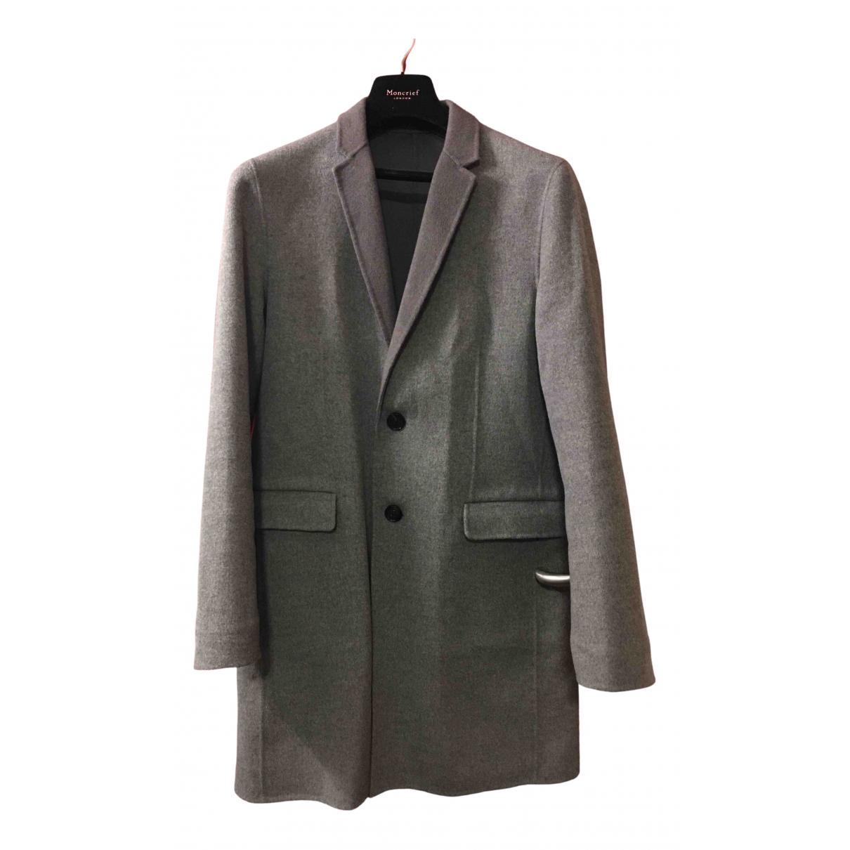Calvin Klein \N Grey Cashmere coat  for Men 50 IT