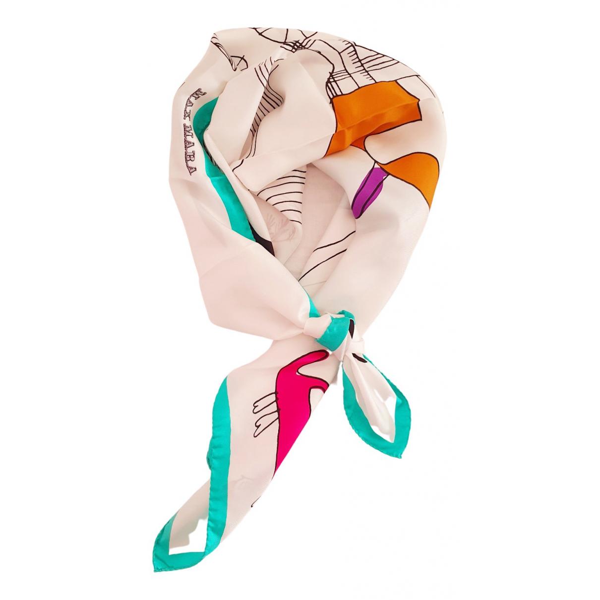 Max Mara N Multicolour Silk scarf for Women N