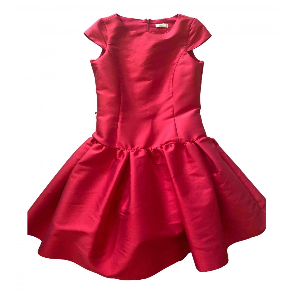 Monnalisa - Robe    pour enfant - rouge