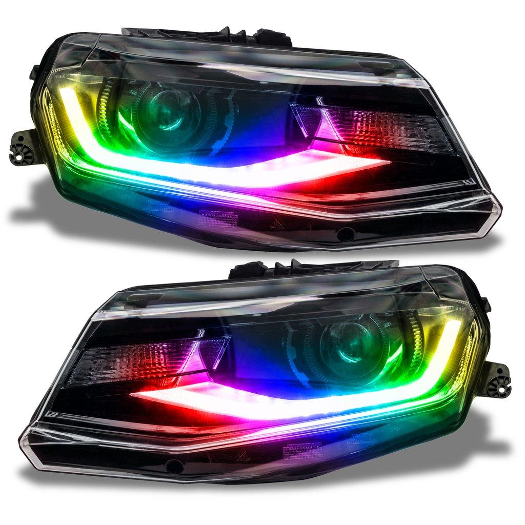 Oracle Lighting 3982-332 Dynamic ColorSHIFT DRL Chevrolet Camaro 16-18