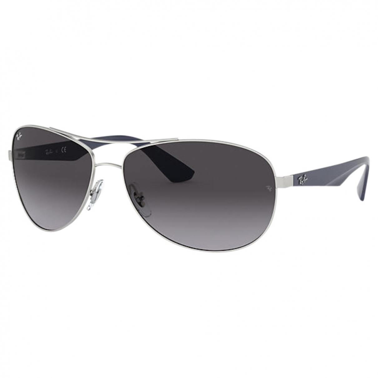 Ray-ban - Lunettes Aviator pour homme en metal - anthracite