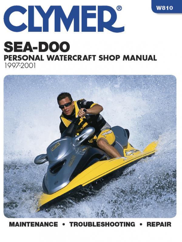 Sea Doo Personal Watercraft (1997-2001) Service Repair Manual Online Manual