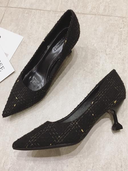 Yoins Pointed Stiletto Heels