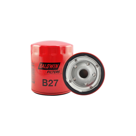 Baldwin B27 - Filter  Oil Spin On, Gmc, Buick, Chevy
