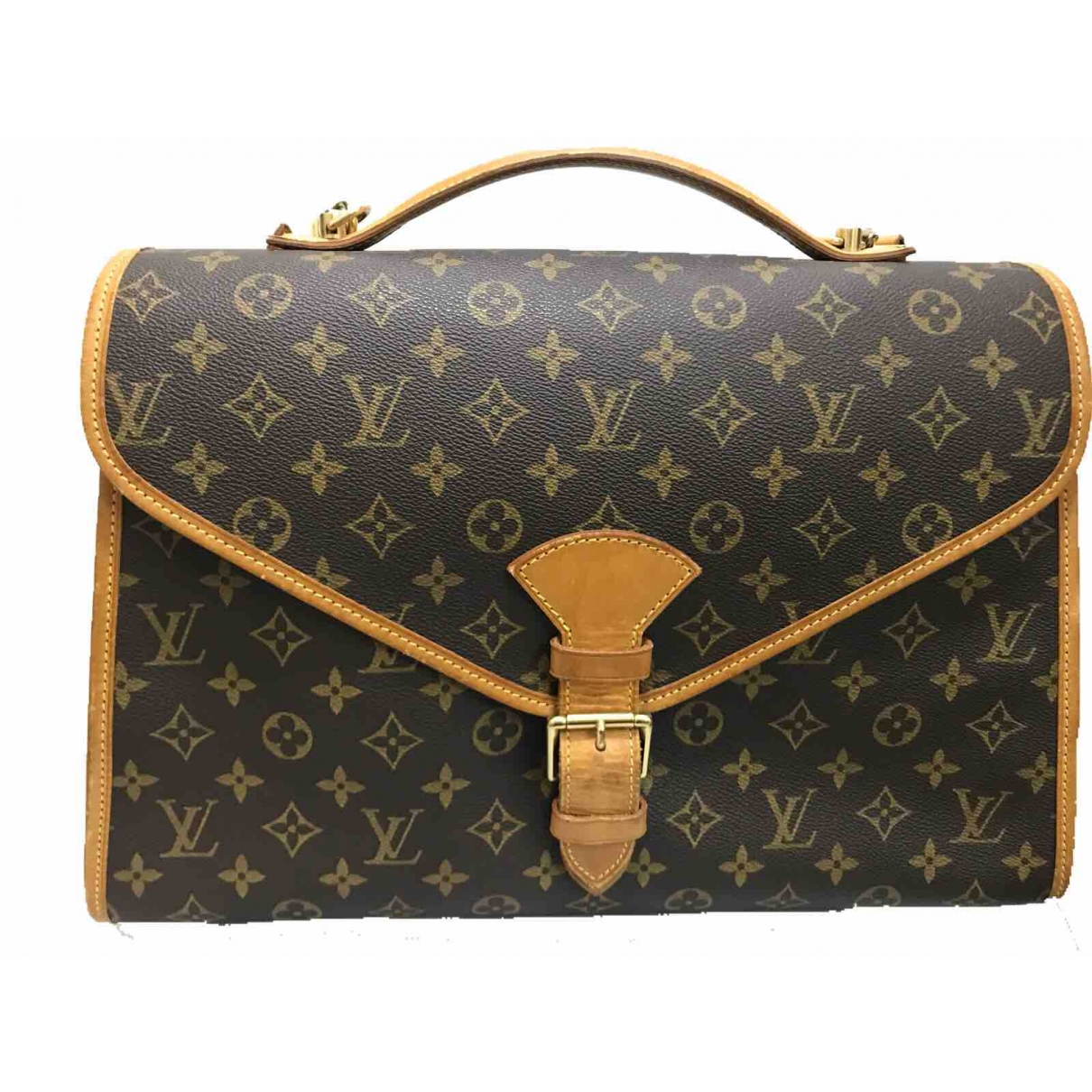 Cartera Beverly Vintage  de Lona Louis Vuitton