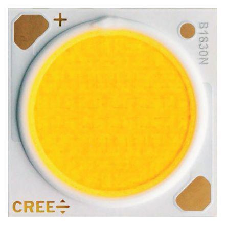 Cree CXB1830-0000-000N0HU430G, CXB18 White CoB LED, 3000K 80 (Min.)CRI (100)