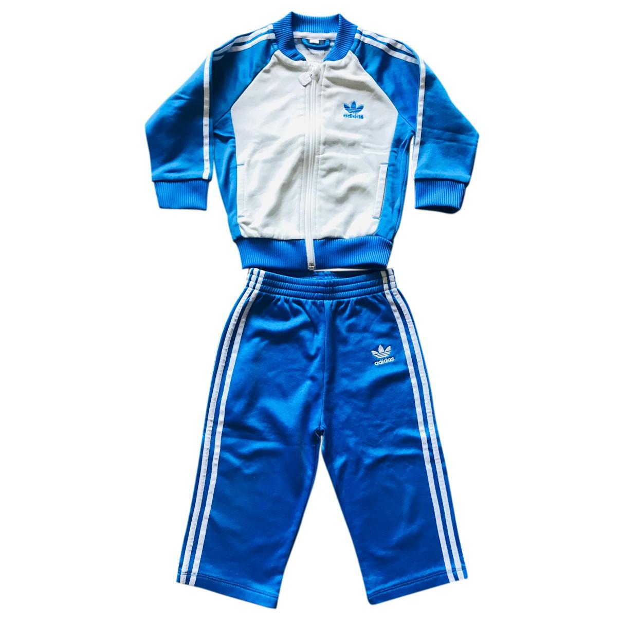 Adidas - Les ensembles   pour enfant en coton
