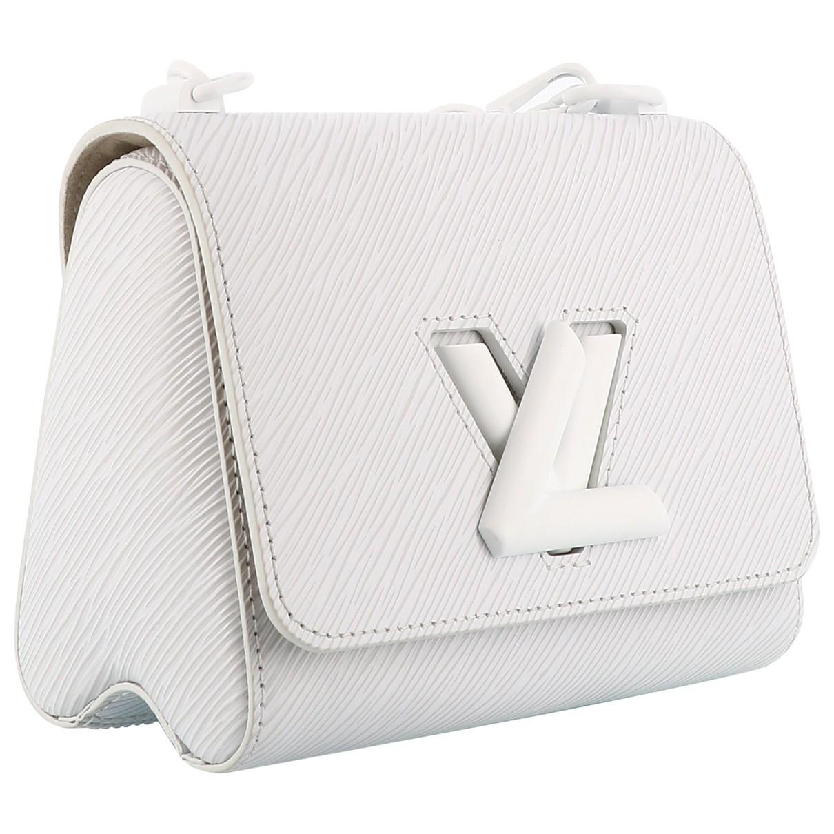Louis Vuitton Twist White Leather handbag for Women \N