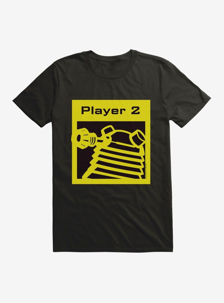 Doctor Who Dalek Player 2 T-Shirt